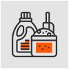 Material limpeza higiene